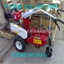 HSKG-1多用型优质开沟机 华圣牌小型开沟培土机报价