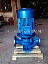 IHG不銹鋼管道泵中澳