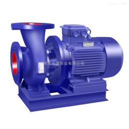 卧式管道泵|河北中澳泵业