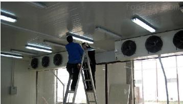冷冻冷库地面保温施工方案介绍