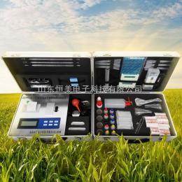 HM-TYD高精度全项目土壤肥料养分检测仪