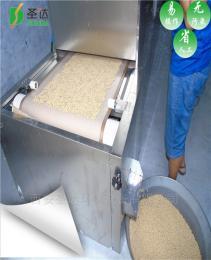 SD-20HMV-4X隧道式大豆熟化机微波熟化设备