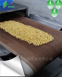 SD-10HMV-2X五谷杂粮黄豆熟化机西安圣达微波设备