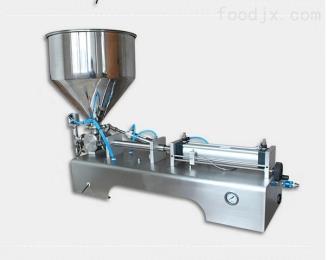 DG5-0-5000东营现货供应单头膏体灌装机芝麻包装机