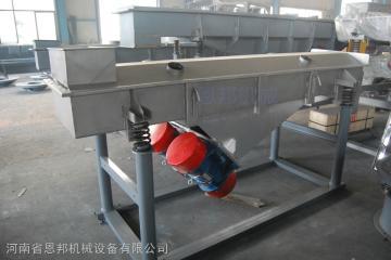 500直线振动筛_电机振动给料机_超声波振动筛-河南省恩邦机械