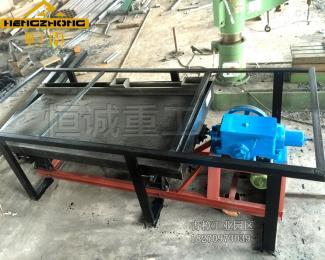 实验室摇床-江苏溧阳销售矿用摇床