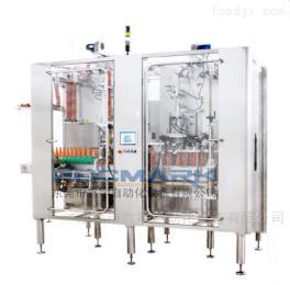 全自動高速套標機礦泉水瓶套膜收縮機