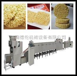 DLE-II供應小型方便面生產線