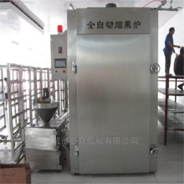 yz-1000型廠家直銷大型燃氣煙熏爐-1000型