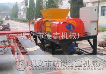 齐全排水管破碎机,废旧排水管粉碎机生产线设备坚决以质量为?#34892;? title=