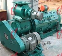 BDSZ型单轴粉尘加湿机的工作原理及技术参数