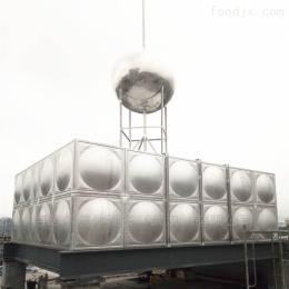 定制不锈钢蓄水水箱/镀锌钢板水箱/屋顶水箱订