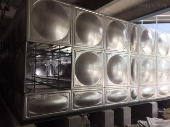定制不锈钢板生活水箱消防水箱定做