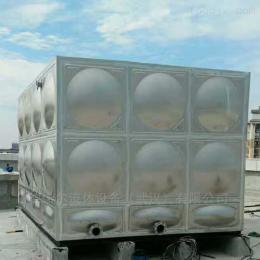 定制承压 bdf地埋式不锈钢水箱 冲压板