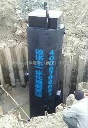 DNRP自动化监控系统 一体化 玻璃钢预制泵站