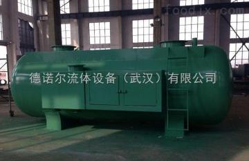 DNRP地埋式屠宰分散式一體化污水處理設備設計