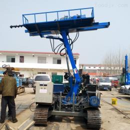xy-100基坑錨桿鉆機全液壓履帶式錨固鉆機用途