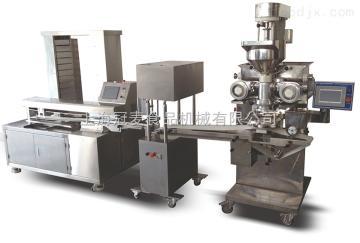 蛋糕自动化加工生产线