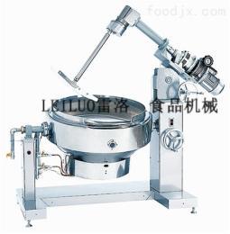 可倾式燃气自动搅拌炒锅