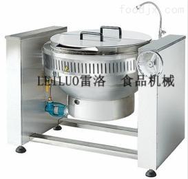 500L 豪华型可倾燃气汤锅