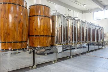 精釀啤酒設備500L報價
