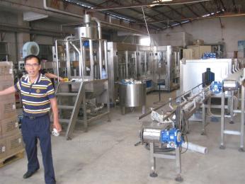 一次性桶裝水設備一次性桶裝水加工設備