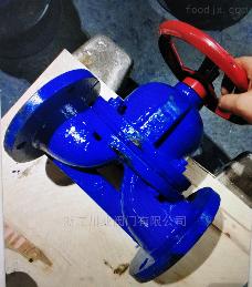 手动搪瓷耐腐蚀隔膜阀 G41C-10 DN80