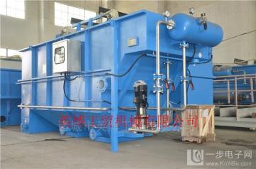 英博自產自銷一體化污水處理設備