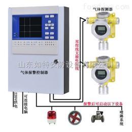 RBT-6000-ZLGX丙烷可燃气体泄漏报警器 实时显示丙烷浓度探测报警仪