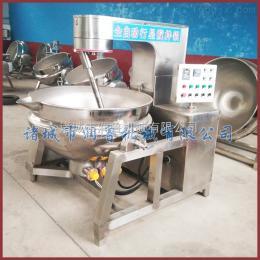 200-500L全自動行星攪拌炒鍋 調料熬制加工設備
