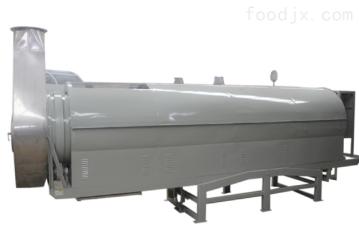 6CSF-80超高温热风滚筒杀青机