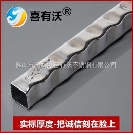 喜有沃工程不锈钢材料304钢管厂家直销