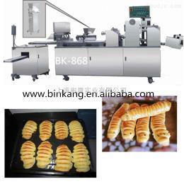 彬康868廠家虧本直銷軍工品質蘇式月餅、菜包 、肉包面包提供配方專業酥餅機