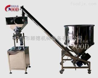GD-FG广州顾德供应卧式粉剂灌装机  面粉包装机