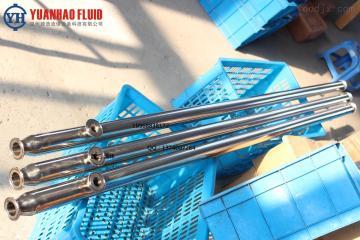 保温管不锈钢快装加长保温管
