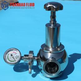 卫生级减压阀卫生级/液体/高洁净/气体/制药设备减压阀