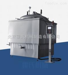 ZZJ/DC2026霍氏机械大型电磁加热煮肉锅酱卤肉锅精确控温肉类加工生产线