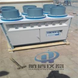 HP-4.0型濱州自動調壓混凝土抗滲儀混凝土抗滲性