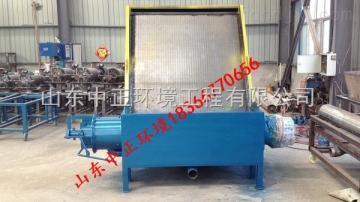 斜筛式分离机粪便污水处理设备 斜筛式分离机