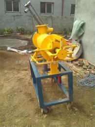 18853701155养殖场粪便脱水的环保设备——牛粪处理机