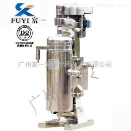 gq75中药提取液过滤设备 gq75管式离心机