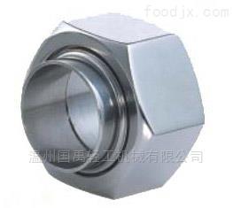 DN15厂家直销 供应不锈钢高压螺纹活接头 管件