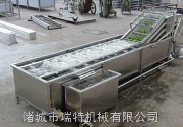 7000型福州水果蔬菜清洗设备