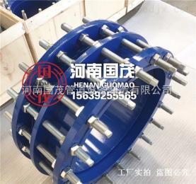 DN1500法兰式气动球阀用柔性套管式伸缩器DN1500