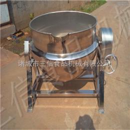 SX-J蒸汽加热卤味蒸煮夹层锅