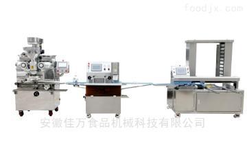 JWB-6000广式月饼自动生产线
