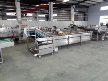 MTQX-D4600香菇清洗机 菌菇食用菌蔬菜多功能清洗设备