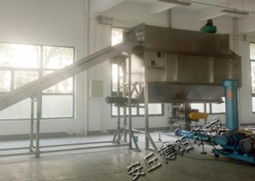 CDJ50面粉自动拆包卸料站自动破袋器不锈钢拆包机