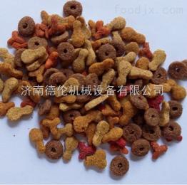 DL65-II雙螺桿膨化寵物食品生產線