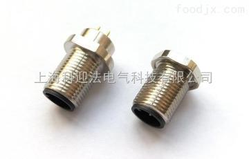 KYF12K5Z-PG9-M-Q科迎法M12传感器法兰插座IP67